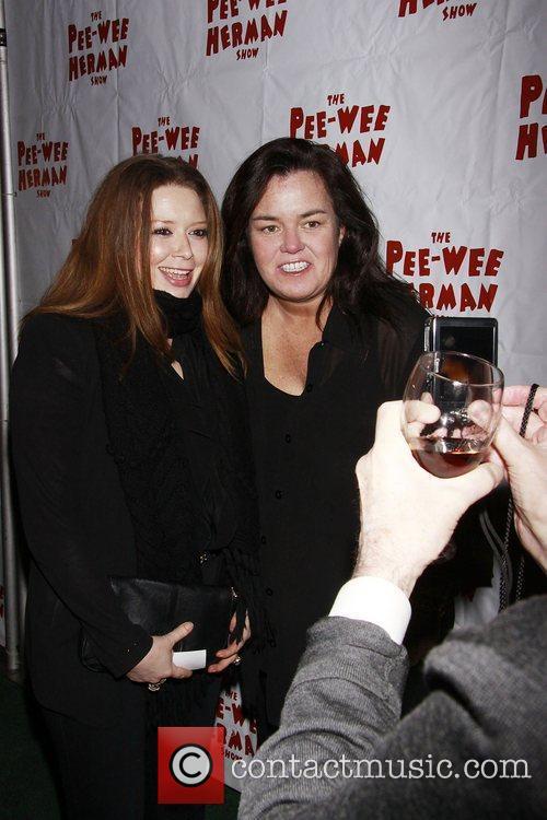 Natasha Lyonne, Pee Wee Herman and Rosie Odonnell 3