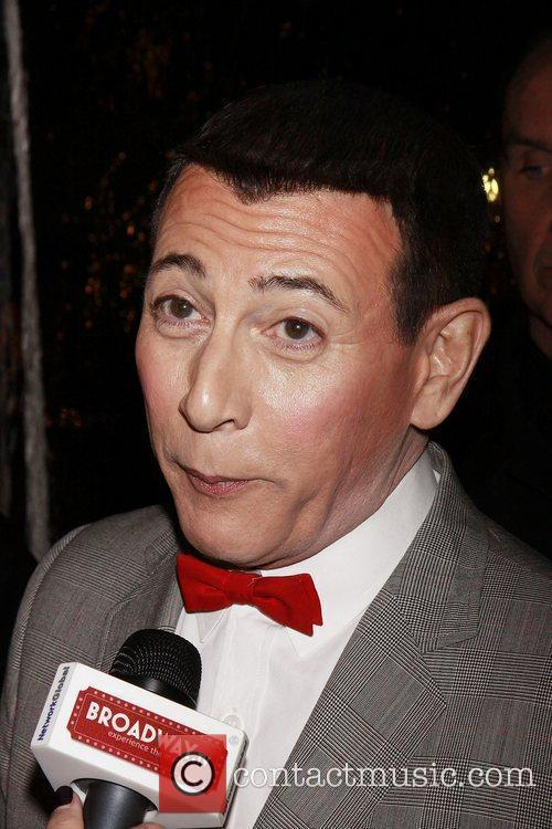 Paul Reubens and Pee Wee Herman 4