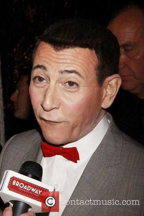 Paul Reubens and Pee Wee Herman 7