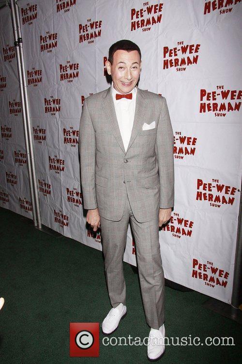 Paul Reubens and Pee Wee Herman 18