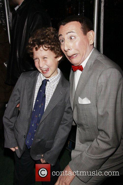 Paul Reubens and Pee Wee Herman 9