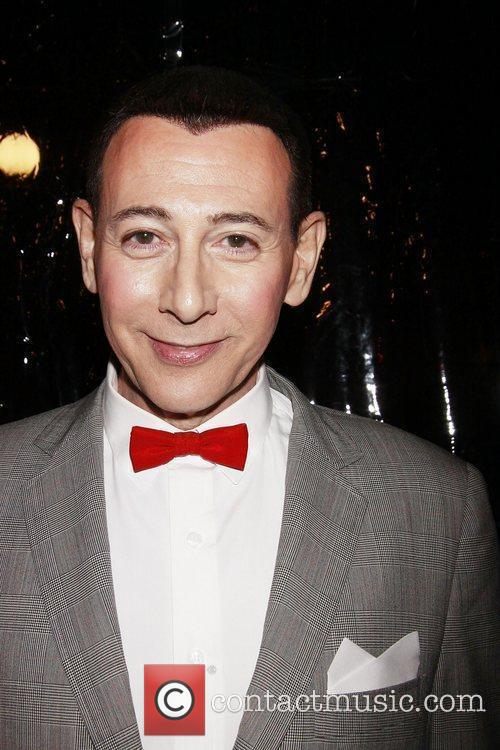 Paul Reubens and Pee Wee Herman 10