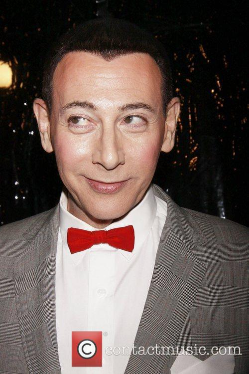Paul Reubens and Pee Wee Herman 11