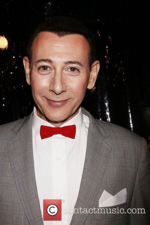 Paul Reubens and Pee Wee Herman 8