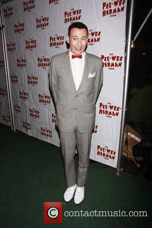 Paul Reubens and Pee Wee Herman 1