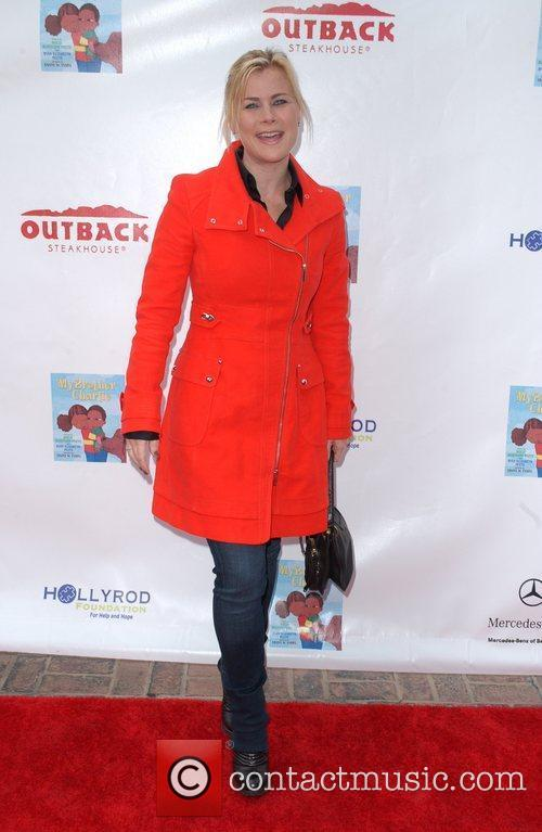 Alison Sweeney The launch of the new Children's...