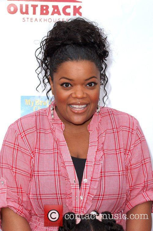 Yvette Nicole Brown The launch of the new...