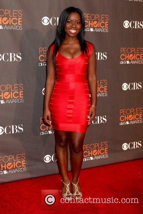 Camille Winbush People's Choice Awards 2010 held at...