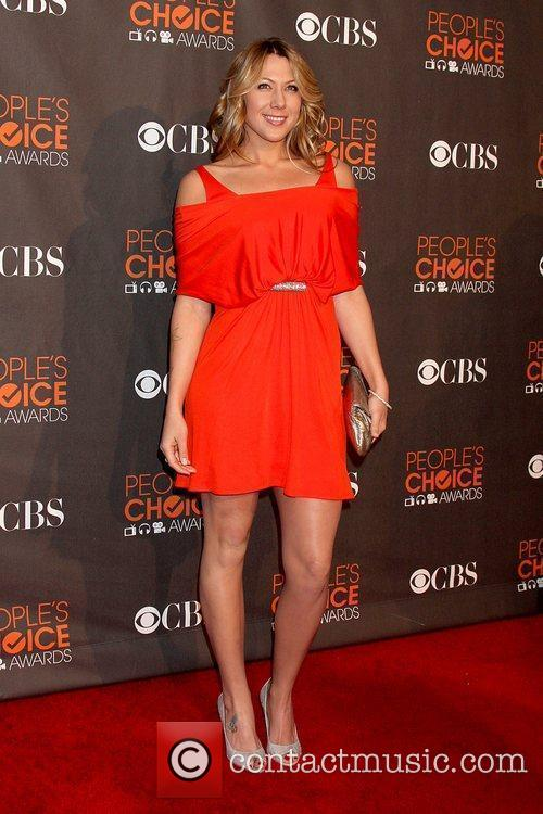 Colbie Caillat People's Choice Awards 2010 held at...