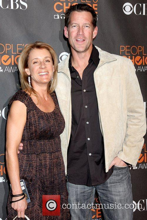 Guest and James Denton People's Choice Awards 2010...