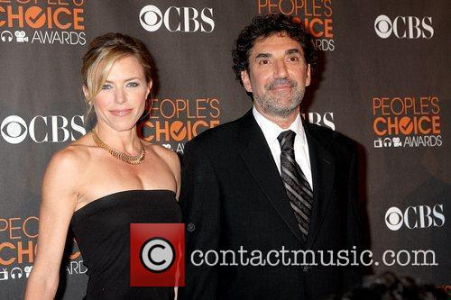 Guest and Chuck Lorre People's Choice Awards 2010...