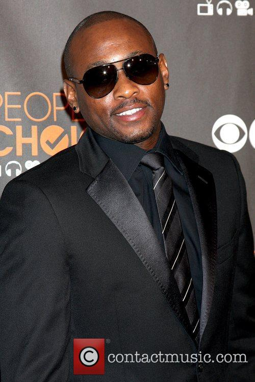 Omar Epps People's Choice Awards 2010 held at...