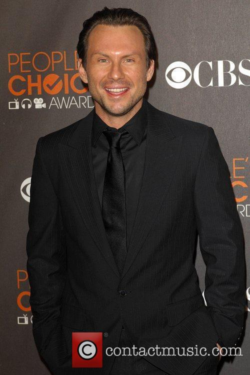 Christian Slater People's Choice Awards 2010 held at...