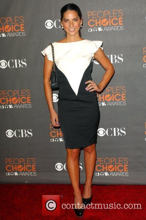 Olivia Mann People's Choice Awards 2010 held at...