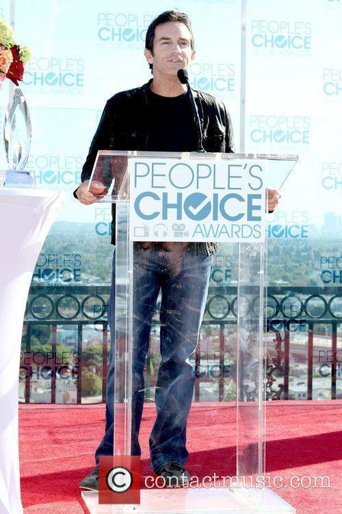 Jeff Probst 2011 People's Choice Awards nominations announcement,...