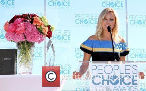 Malin Akerman 2011 People's Choice Awards nominations announcement,...