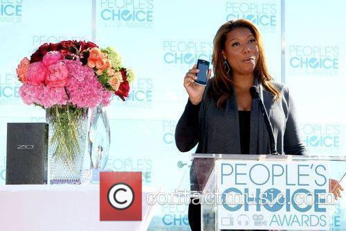 Queen Latifah 2011 People's Choice Awards nominations announcement,...