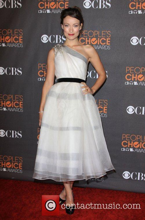 Olivia Wilde People's Choice Awards 2010 held at...