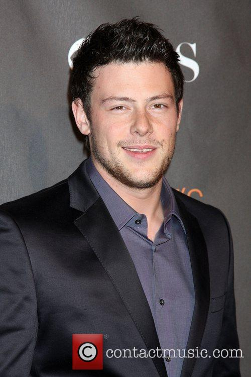 Cory Monteith People's Choice Awards 2010 held at...