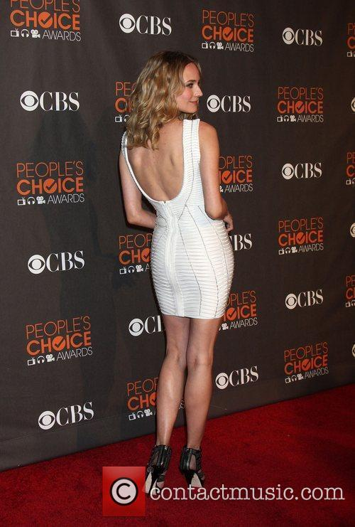 Diane Kruger People's Choice Awards 2010 held at...
