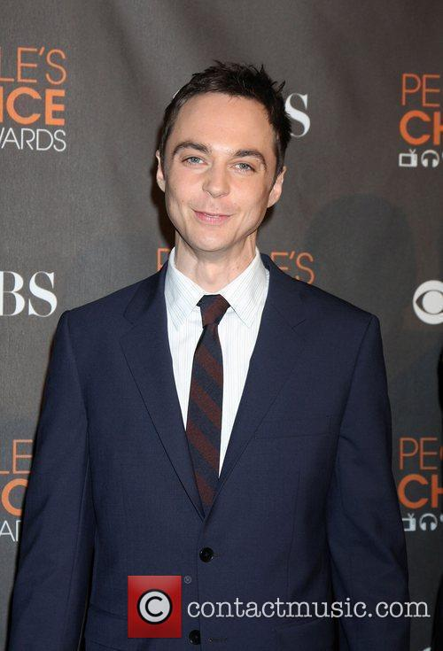 Jim Parsons People's Choice Awards 2010 held at...