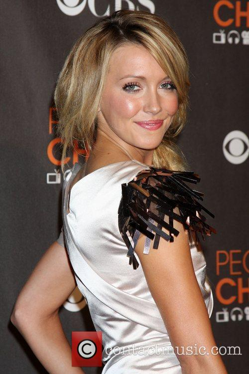 Katie Cassidy People's Choice Awards 2010 held at...