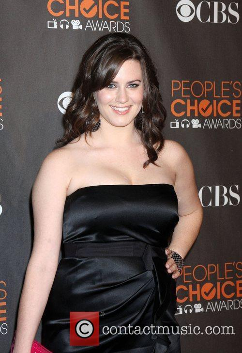 Katie Featherston People's Choice Awards 2010 held at...