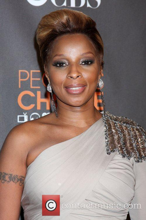 Mary J. Blige People's Choice Awards 2010 held...