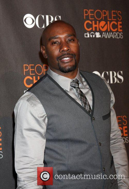 Morris Chestnut People's Choice Awards 2010 held at...