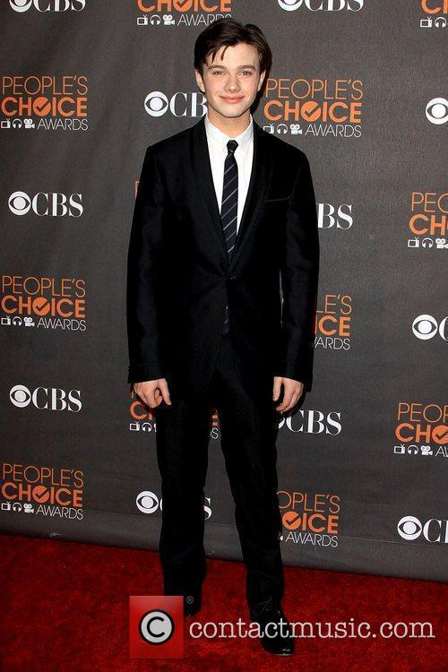 Chris Colfer People's Choice Awards 2010 held at...