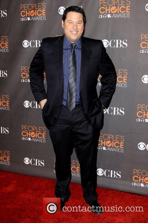 Greg Grunberg People's Choice Awards 2010 held at...