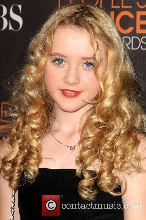 Kathryn Newton People's Choice Awards 2010 held at...