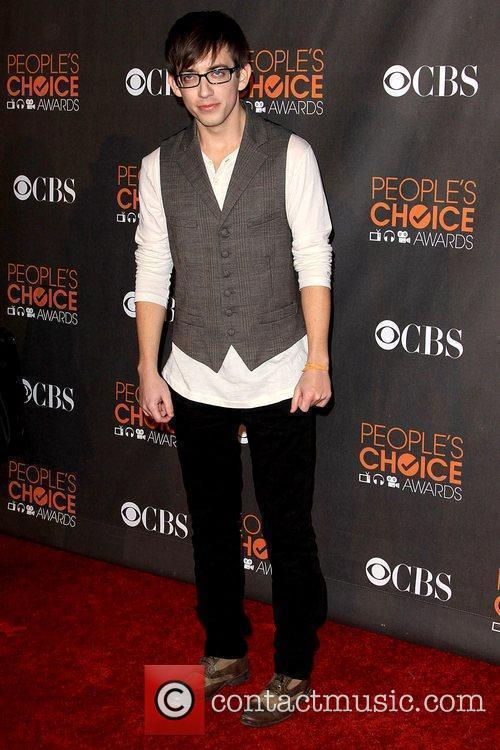 Kevin McHale People's Choice Awards 2010 held at...