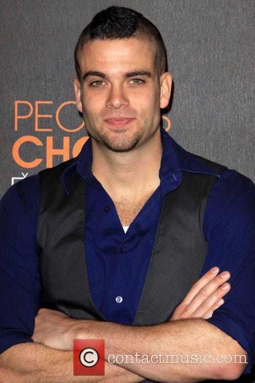 Mark Salling People's Choice Awards 2010 held at...