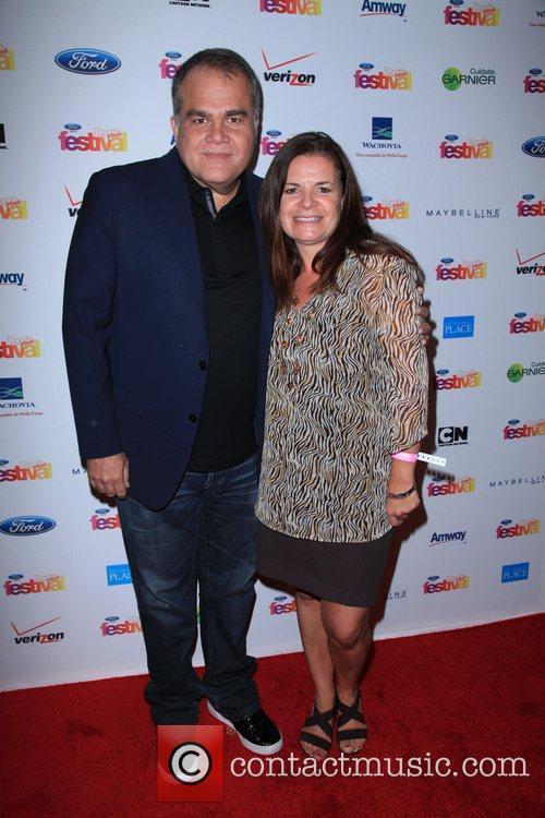 Armando Correa and Lucia Ballas-Traynor  'People En...