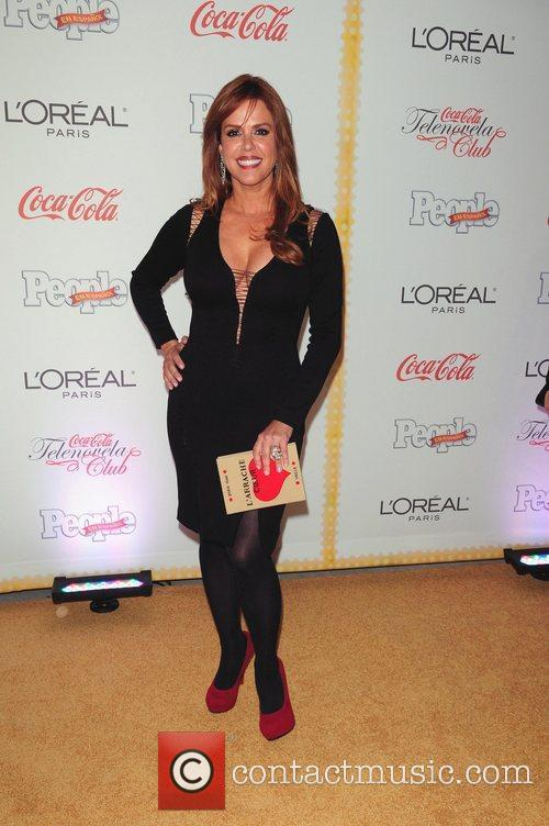 Premios People en Espanol 2010 event at Cafeina...