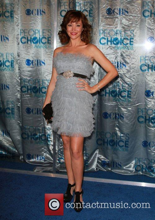 Autumn Reeser  2011 People's Choice Awards at...