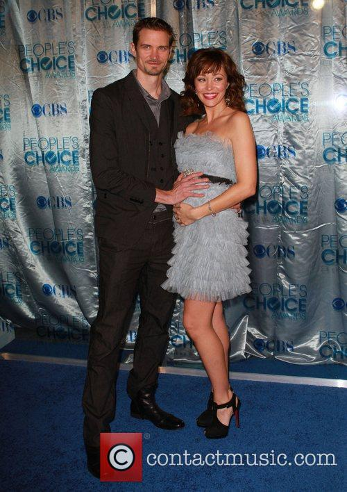 Jesse Warren and Autumn Reeser  2011 People's...
