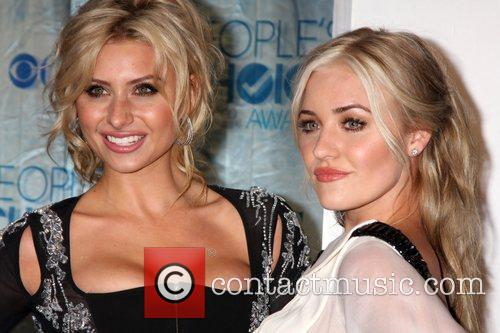 Alyson Michalka and Amanda Michalka 10