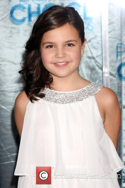 Bailee Madison 2011 People's Choice Awards at Nokia...