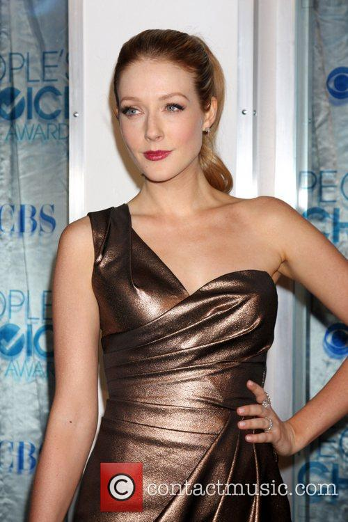 Jennifer Finnigan  2011 People's Choice Awards at...