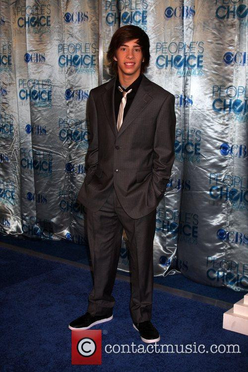 Jimmy Bennett 2011 People's Choice Awards at Nokia...