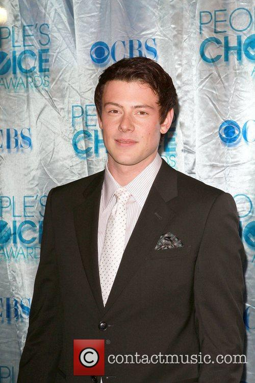 Cory Monteith 2011 People's Choice Awards at Nokia...
