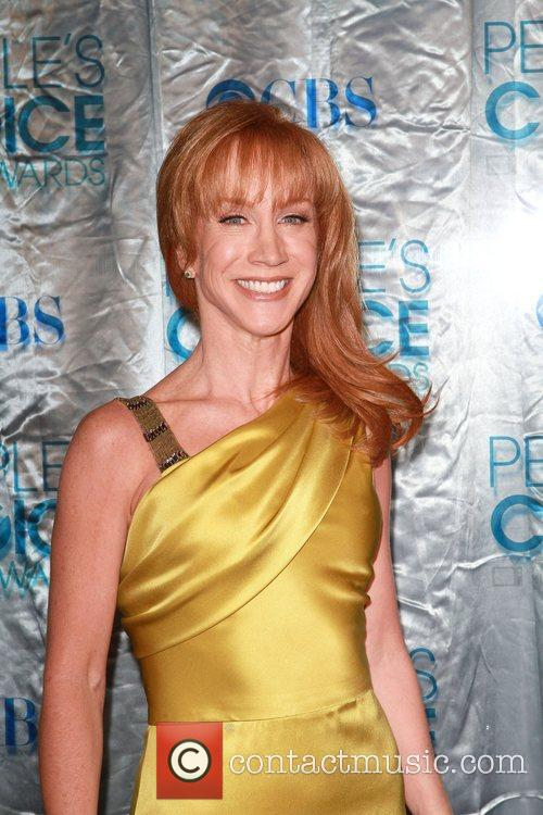Kathy Griffin 2011 People's Choice Awards at Nokia...