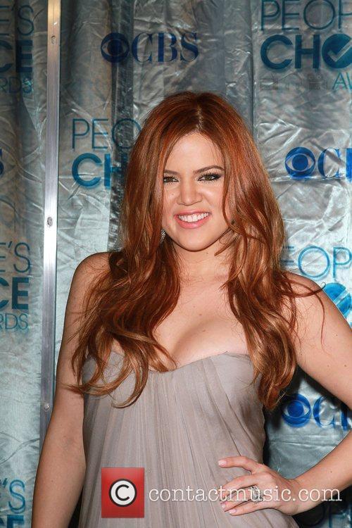 Khloe Kardashian, People's Choice Awards