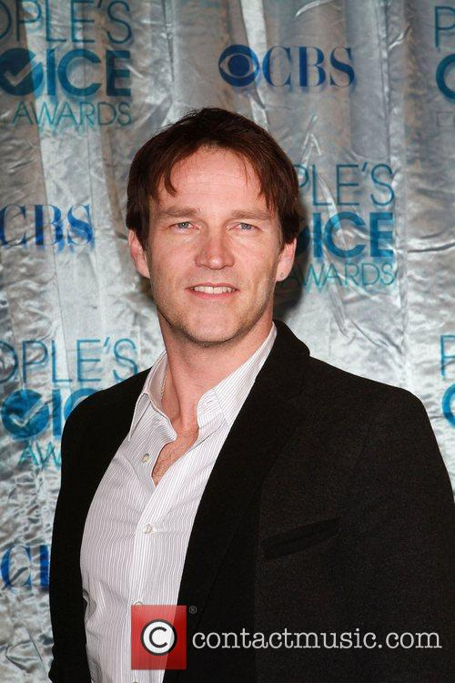 Stephen Moyer 2011 People's Choice Awards at Nokia...