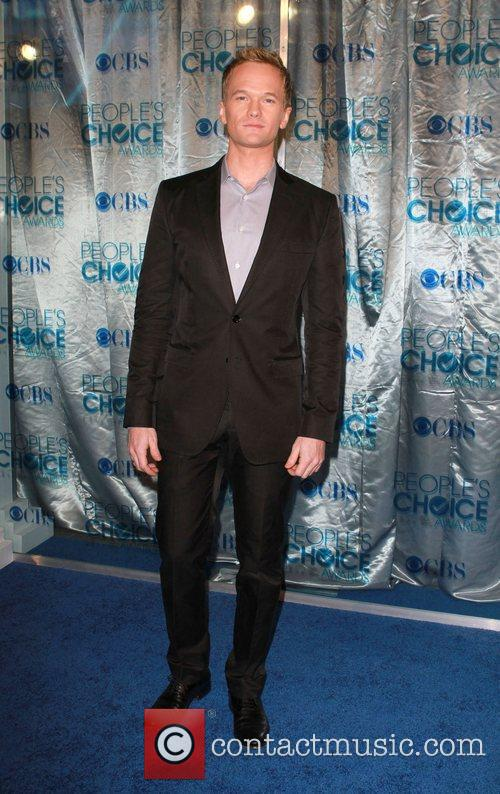 Neil Patrick Harris 2011 People's Choice Awards at...