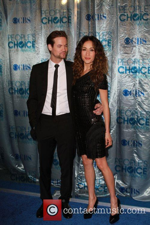 Shane West and Maggie Q 2011 People's Choice...