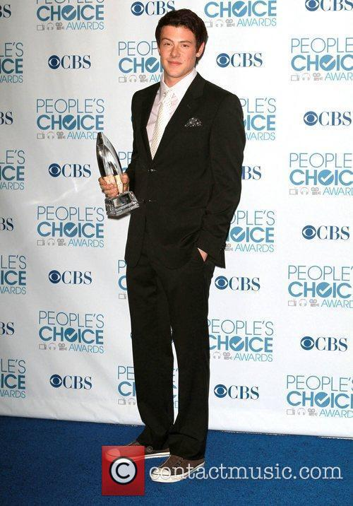 Cory Monteith, People's Choice Awards