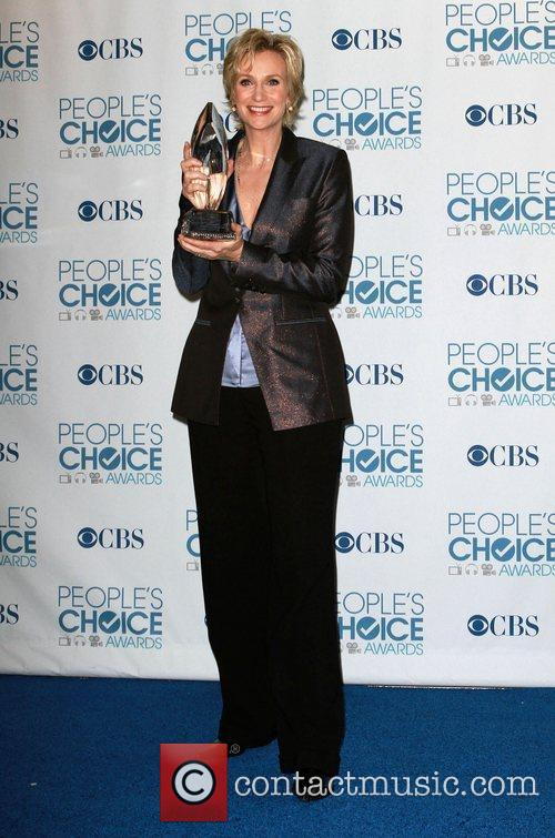 Jane Lynch 2011 People's Choice Awards held at...